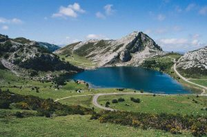 Lagos de Covadonga (Parque Nacional de los Picos de Europa)