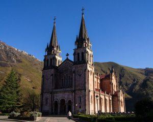 Basílica del Real Sitio de Covadonga (Asturias)